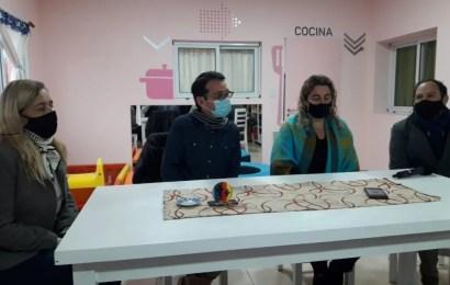 Educación Especial: Visitó Rojas el Director Provincial
