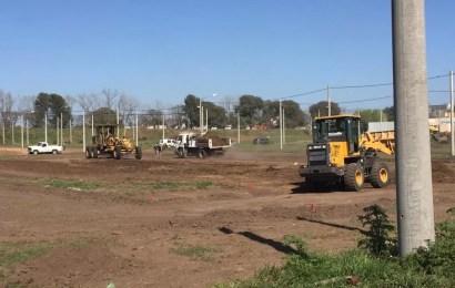 Comienza la construcción de 21 viviendas en Rojas