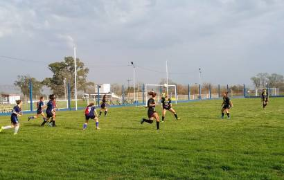 Fútbol femenino: Se jugaron las finales