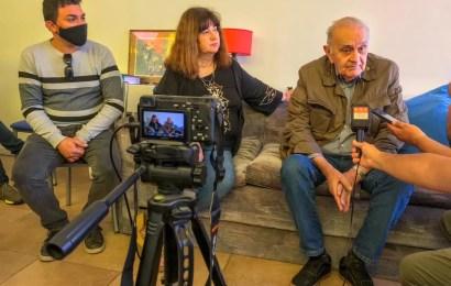 Susana Caldani recibió apoyo del diputado Assef
