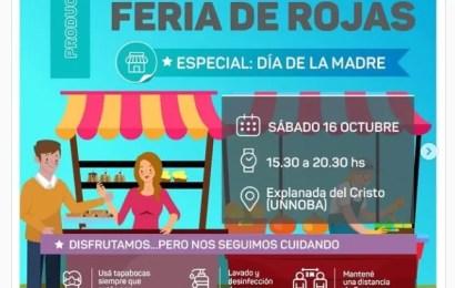 Vuelve la Feria de Rojas