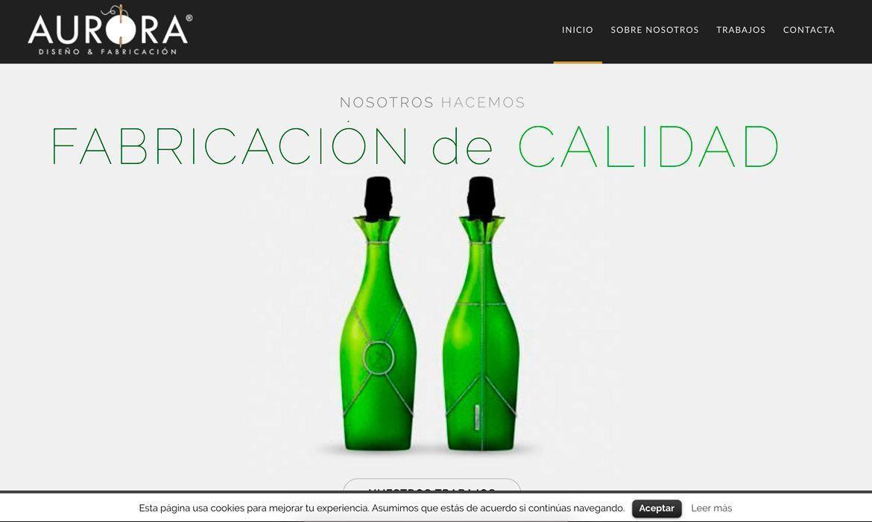 Agencia Sidecar aurora-diseno-creacion-web-wordpress Aurora Diseño