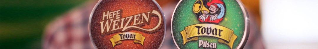Banner Fotografia Logotipo Hefe Weizen y Tovar