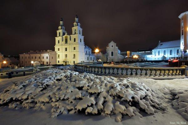 Новый год в Минске 2019 новогодние каникулы в Беларуси