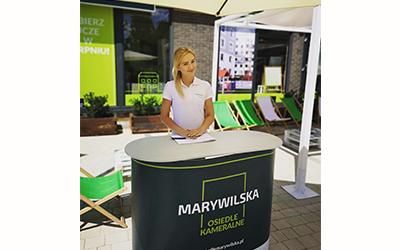 Dni otwarte osiedla Marywilska w Warszawie