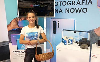 Promocja marki Huawei w sieci sklepów Media Expert