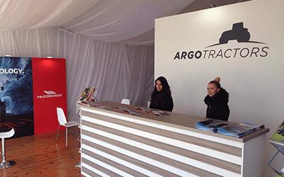 Targi Agro Show Bednary