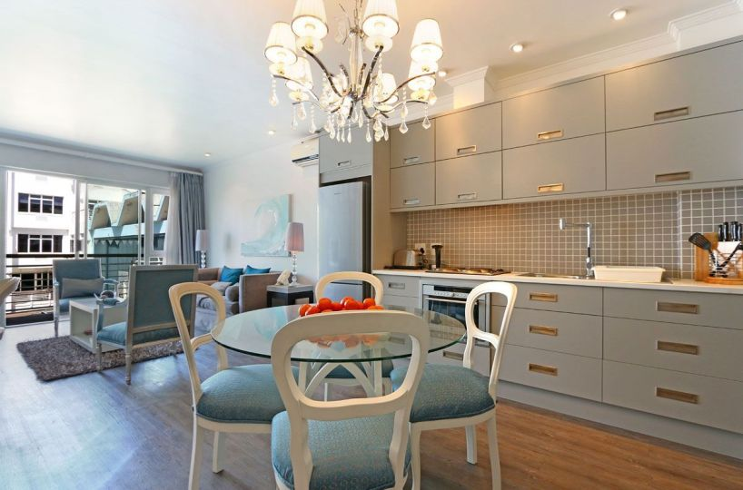Self Catering Single Bedroom Apartment Mouille Point