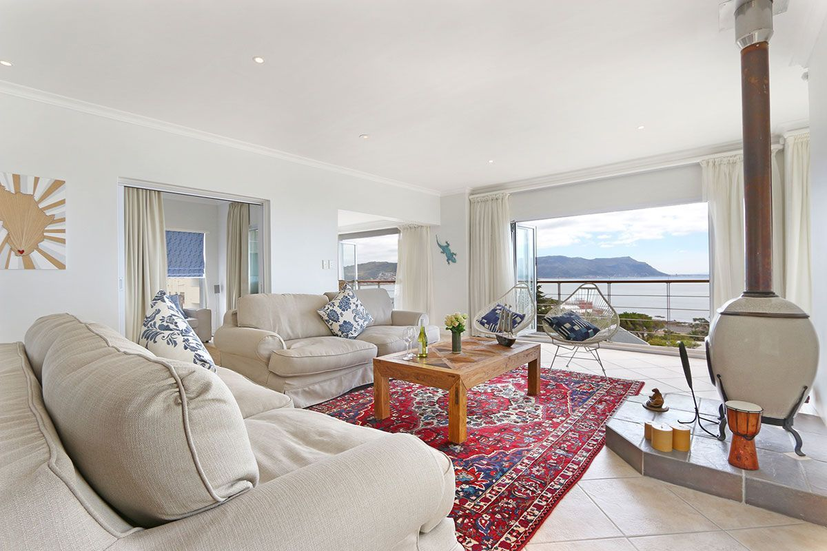 Simonstown Self Catering Holiday Accommodation Sleeps 8