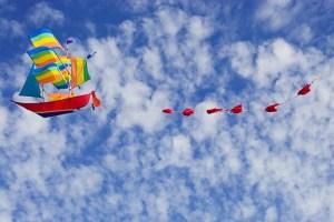 Cape Town International Kite Festival Muizenberg Pic 1