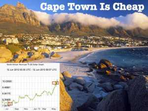 Cape Town Cheap For Foreigners