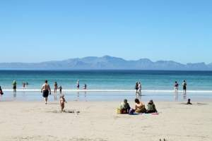 Fish Hoek Beach Cape Town