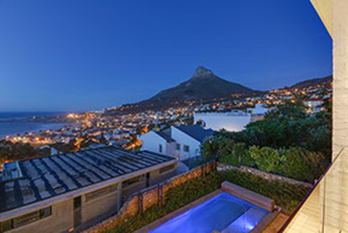 Camps Bay 5 Bedroom Self Catering Holiday Villa