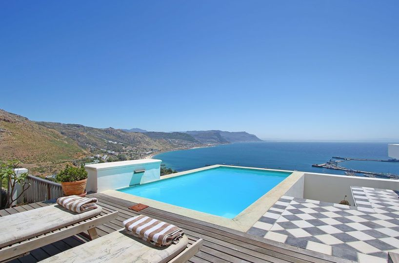 Tranquil Azure Retreat For Luxury & Views