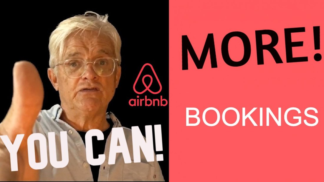 How To Get More Airbnb Bookings