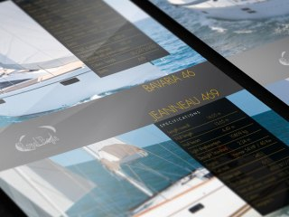 Charter Yachts Catalog