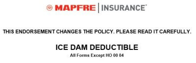 2015-12-21 screenshot of Ice dam deductible form heading