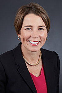 Picture of Attorney General  Maura Healey