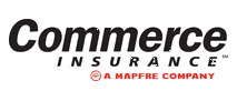 Logo of the Commerce Insurance Company, A MAPFRE Company