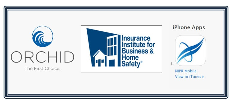 Agency Checklists, MA Insurance News, NIPR App, Summer Storm Safety Tips, Orchid Underwriters in Mass.