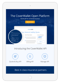 Agency Checklists, MA Insurance News, Mass Insurance News, CoverWallet, Insurtechs specializing in small commercial, Small Commercial Insurance Companies, Inaki Berenguer, CoverWallet API, Does CoverWallet have an API for my business?