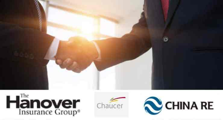 Agency Checklists, MA Insurance News, Mass. Insurance News, China Re, Chaucer Acquisition, The Hanover, China Re Acquires Chaucer