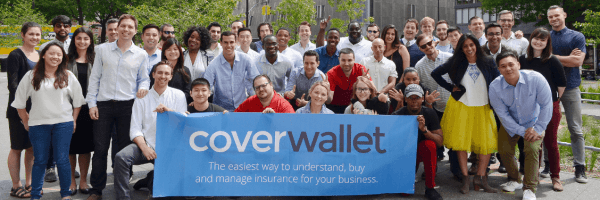 CoverWallet Small Commercial Insurance