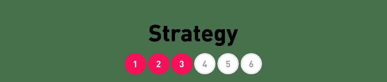 Step 3 Strategy