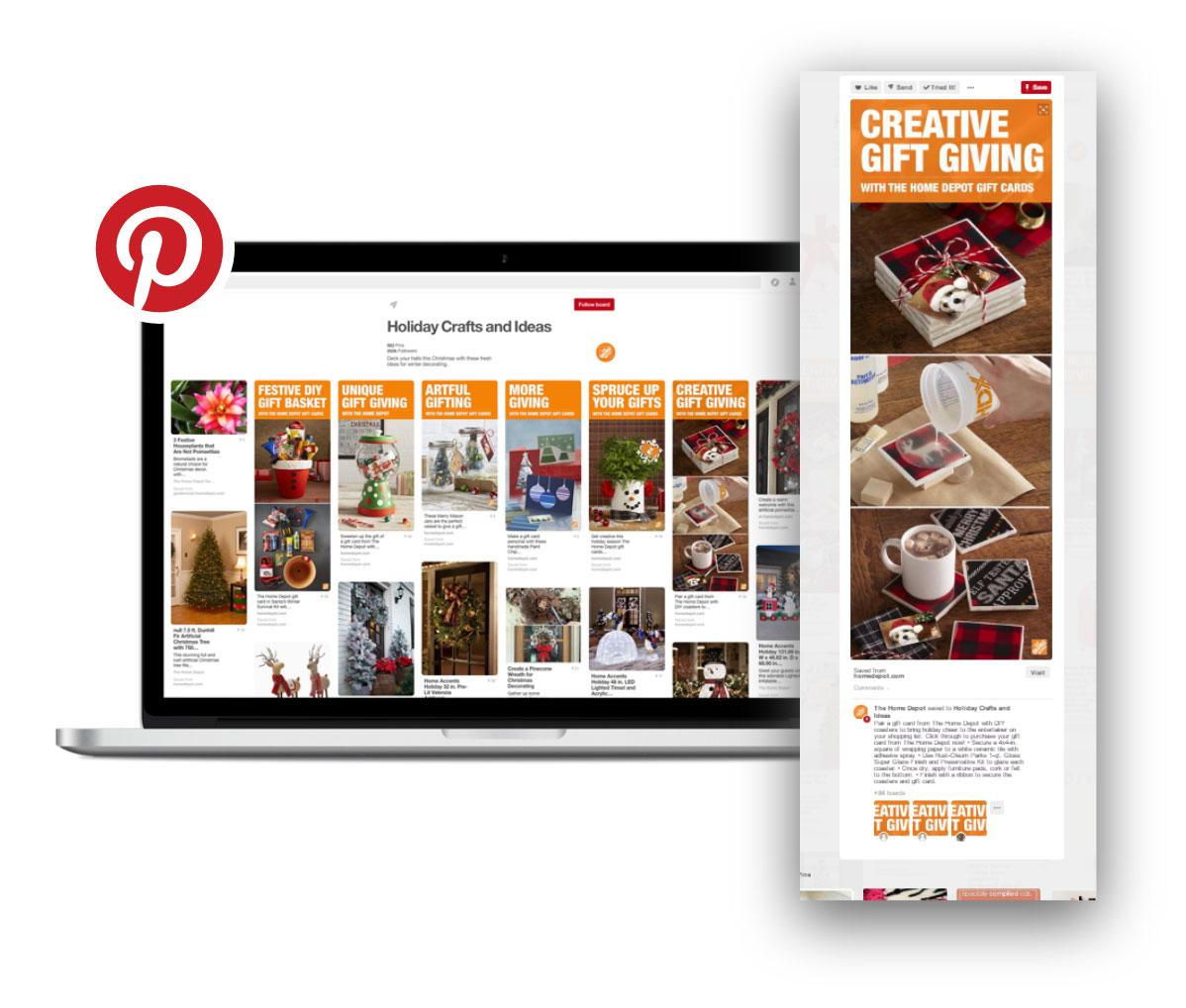 The Home Depot Pinterest