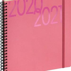 Exacompta bureau agenda SAD 22W Millénium, geassorteerde kleuren 2021