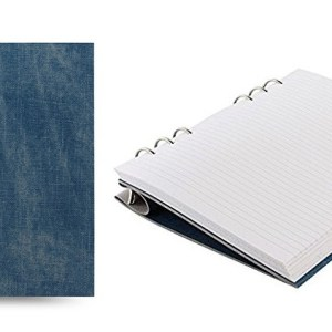 Filofax clipbook a5 clipbook - denim