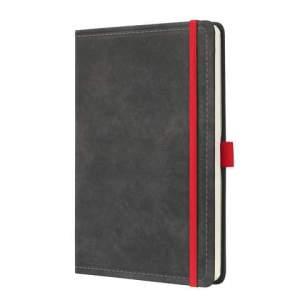 Weekagenda Sigel Conceptum A5 2020 hardcover donkergrijs