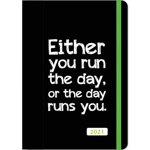 Run the Day Agenda 2021