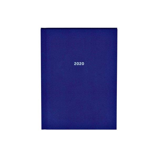Agenda 2020 Lannoo QC sparkle mat blauw