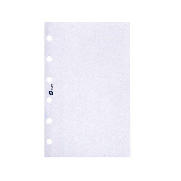 Notitiepapier Succes Mini onbedrukt wit