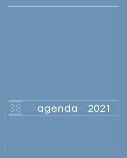 Agenda - Colette de Bruin - Hardcover (9789492593474)