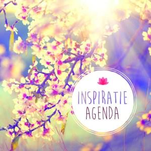 Inspiratie - Agenda