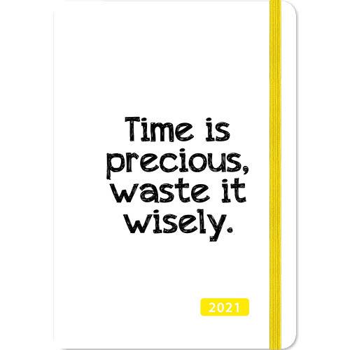 Time is Precious Agenda 2021