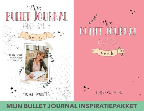 Mijn bullet journal inspiratiepakket