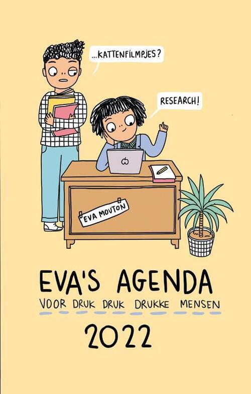 Eva's Agenda 2022 - Eva Mouton - Paperback (9789463935111)