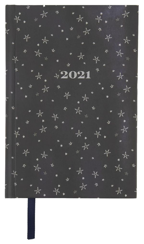 HEMA Agenda 2021 Meertalig - 18x12.5 - Nacht