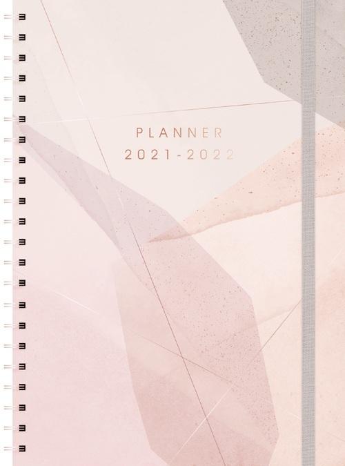 Agenda A4 D5 21/22 - Spiraalgebonden (8719231212213)