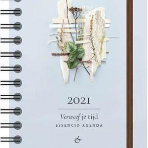 Essencio Agenda 2021 klein (Vrolijk Agenda) - Essencio - Paperback (9789491808654)