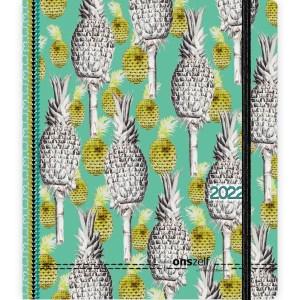Week Planner Studio Onszelf 2022 Ananas