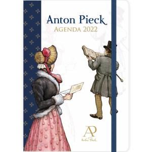 Anton Pieck Weekagenda 2022