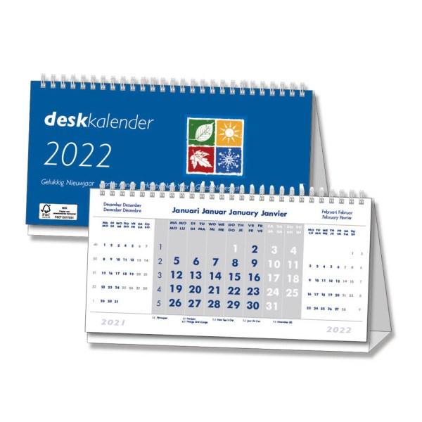 Deskkalender 2022