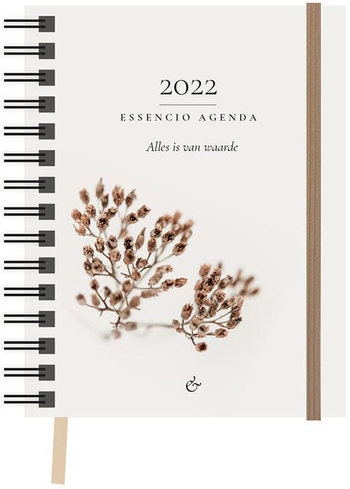 Essencio Agenda 2022 klein - Essencio - Paperback (9789491808777)