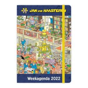 Jan van Haasteren Weekagenda 2022