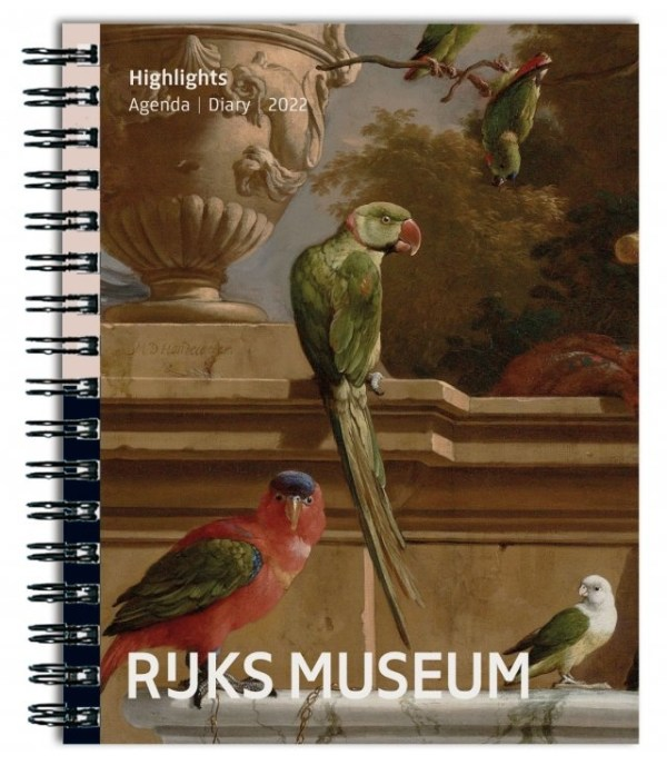 Rijksmuseum Highlights Weekagenda 2022