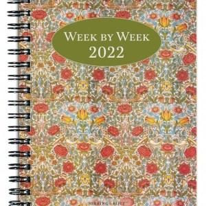 Week by Week Agenda 2022